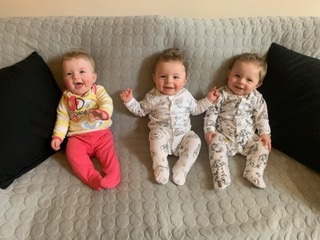 Returning to work after triplets – A mum's story